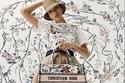 مجموعة Dior لخريف 2020 برعاية زهرة ROSA MUTABILIS