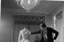 Yves Saint Laurent and the Persian Princess Farah Diba's Wedding Dress