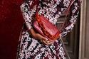 حقيبة حمراء أنيقة من MaxCo