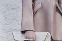 حقيبة Sculptural Pouch من  Alexander McQueen