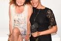 Diane von Furstenberg & Sarah Jones