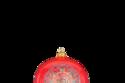 زينة الكريسماس من  DIOR MAISON بلون برتقالي
