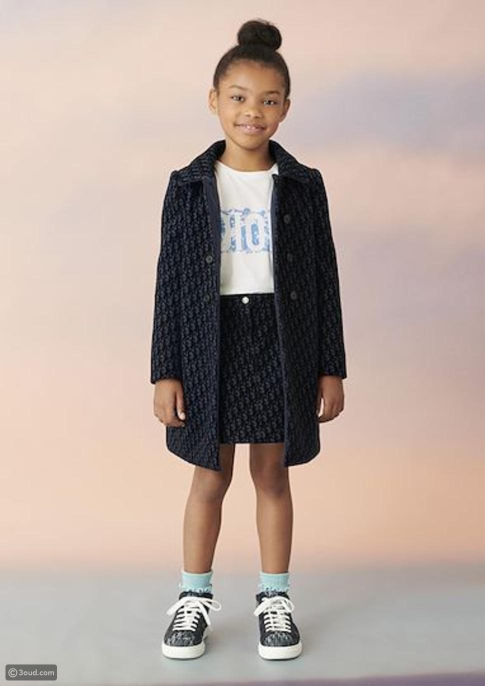 "تستعرض مجموعة ""بايبي ديور"" Baby Dior لربيع وصيف 2021"