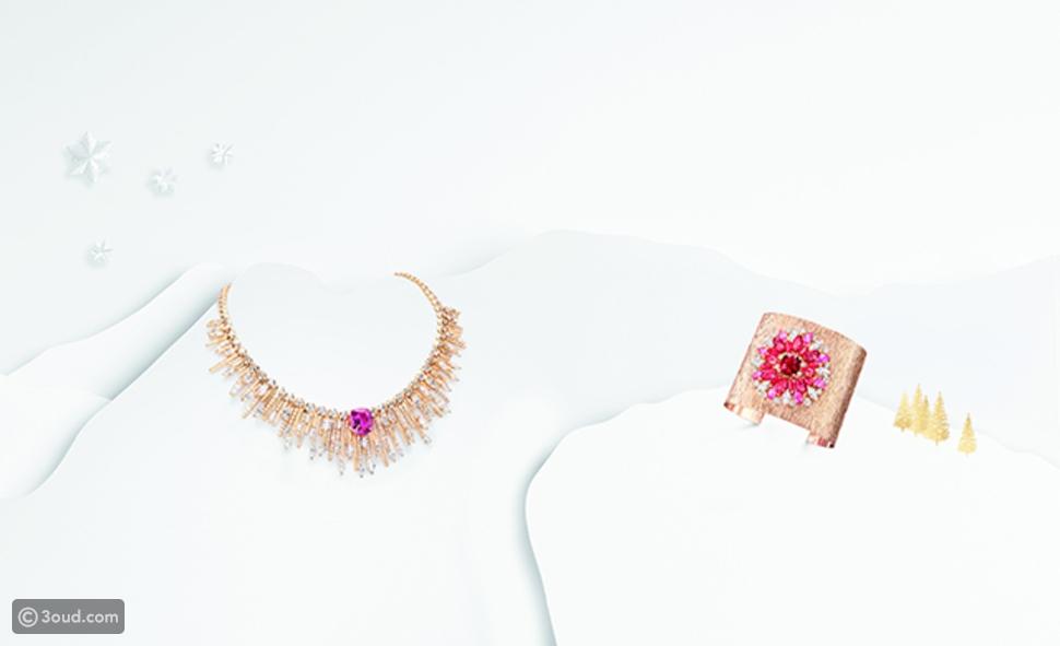 شاهدي بالصور أجدد مجوهرات العلامة التجارية الفاخرة بياجيه
