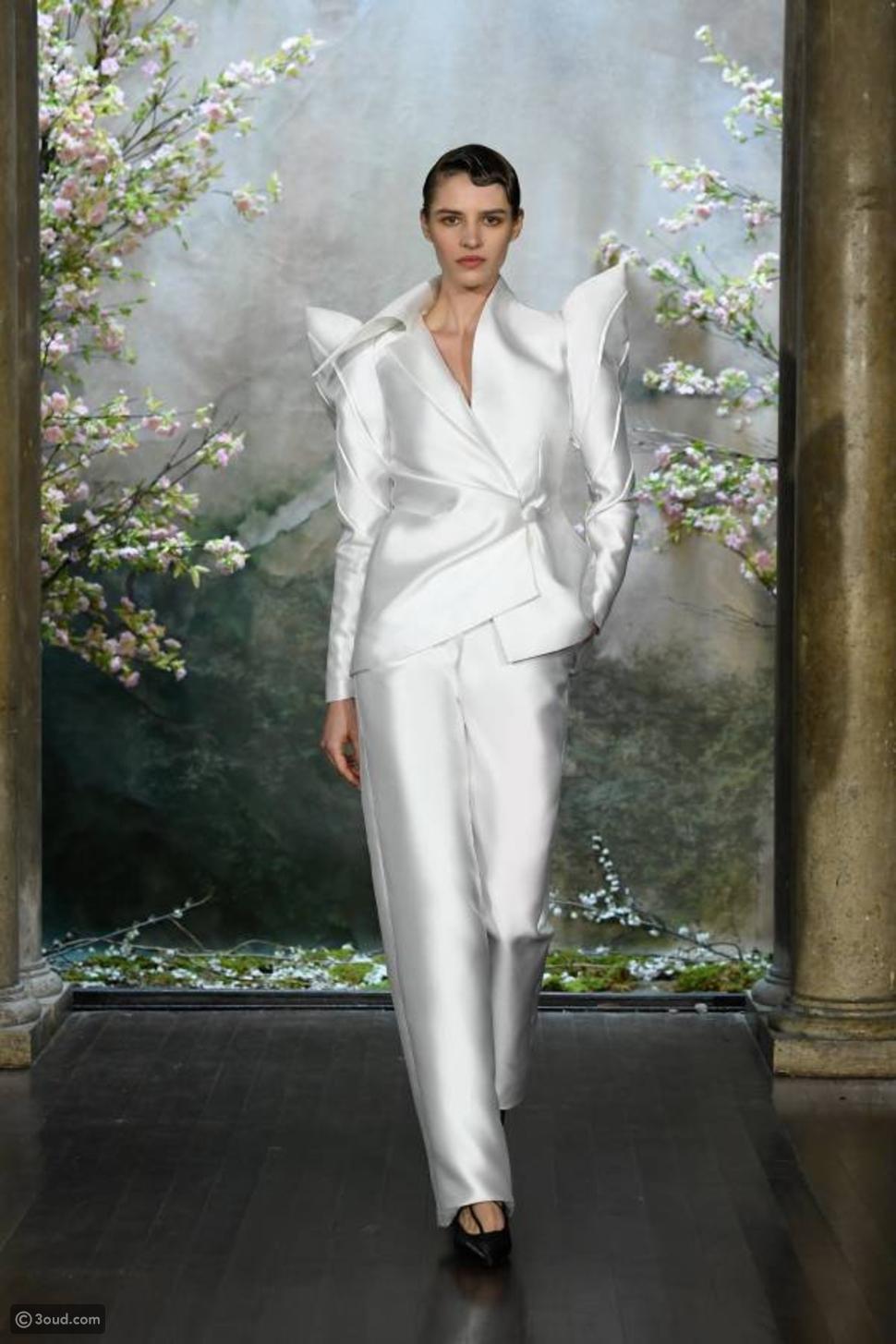 المصممة الفيتناميّة Phuong تطلق مجموعتها لفساتين الزفاف