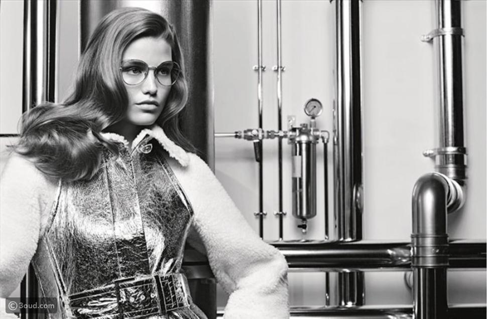 الحملة الإعلانية لنظارات شانيل لموسم خريف وشتاء 2017