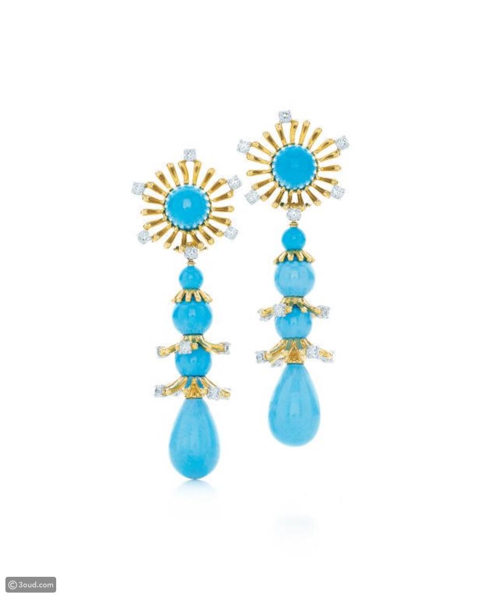 أجمل المجوهرات الصيفية من تيفاني أند كو