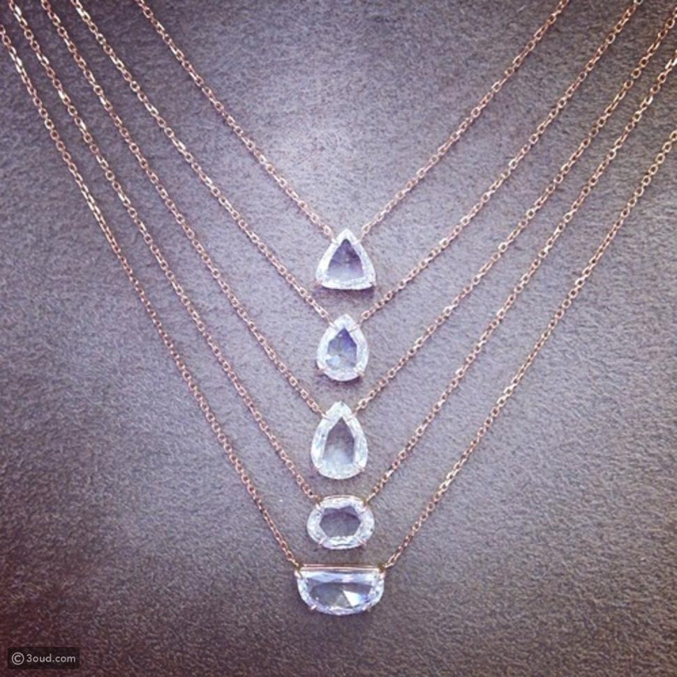 من هي مصممة المجوهرات Anita Ko؟