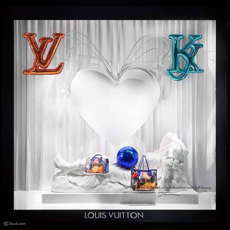 اختاري حقيبة Louis Vuitton من وحي الأعياد