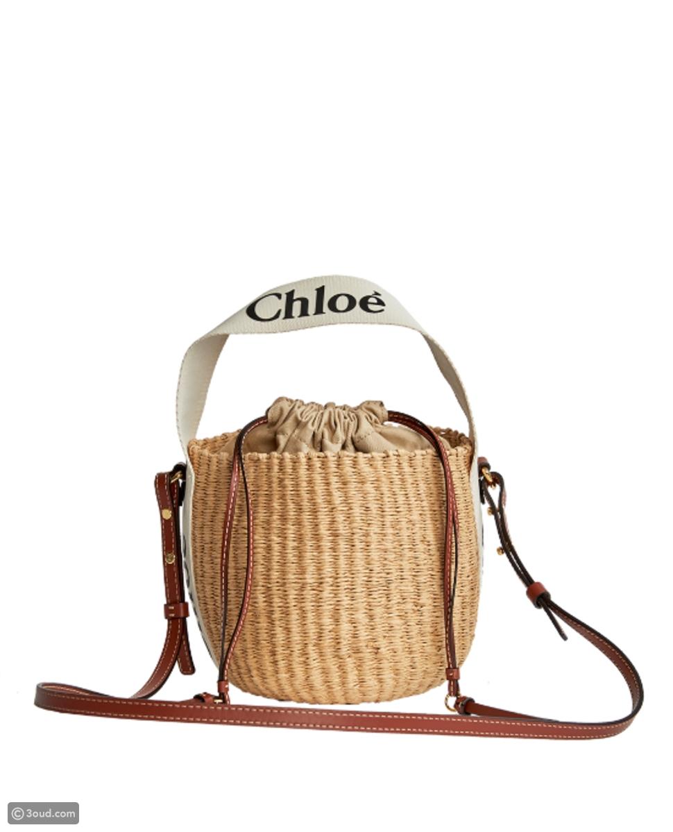 سلة Chloé Mifuko بالشراكة مع منظمة التجارة العادلة العالمية