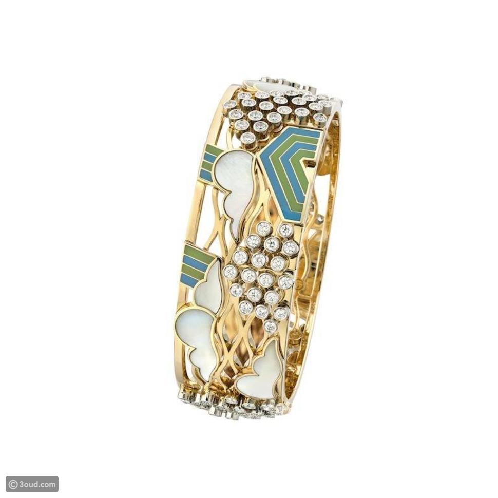 مجوهرات COROMANDEL الفريدة من شانيل