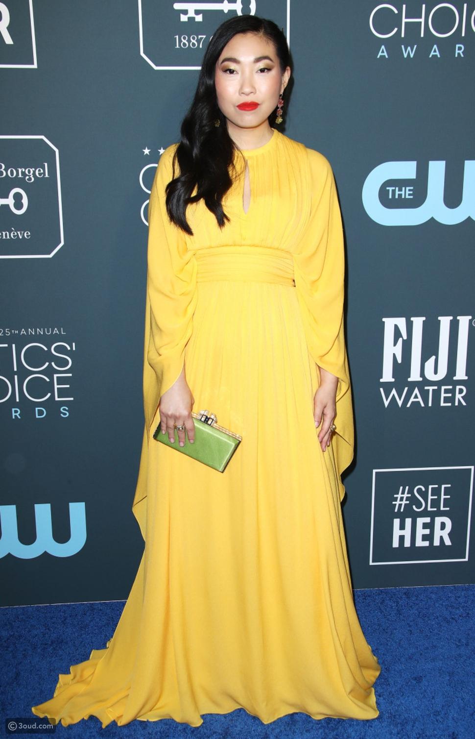 مصمما أزياء عرب ضمن اختيارات نجمات هوليود في Critics Choice Awards