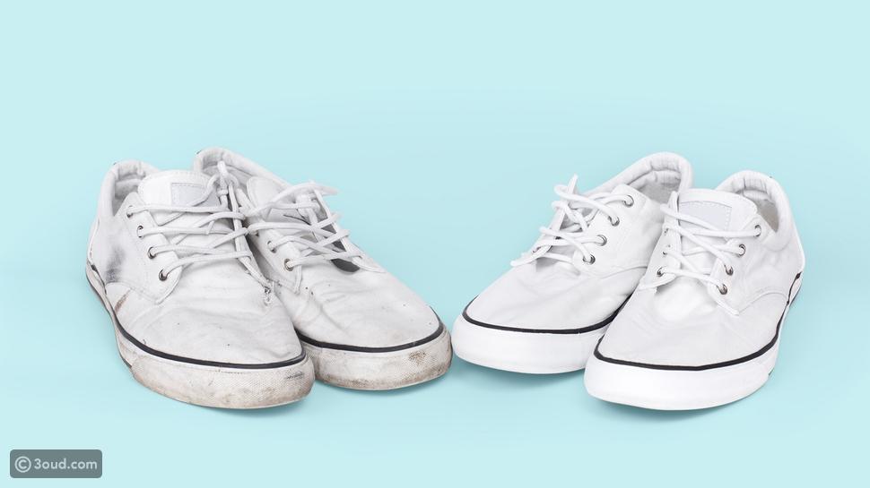 كيفية غسل الحذاء الرياضي؟