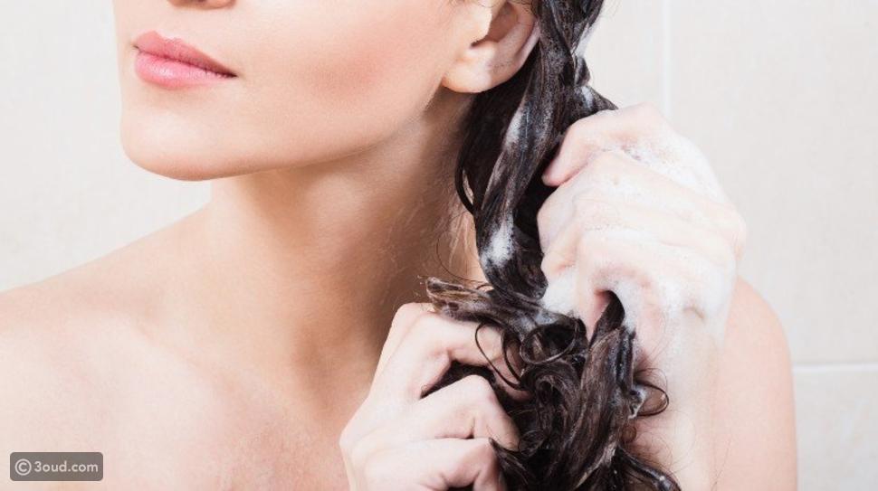 استخدام البلسم يضر الشعر