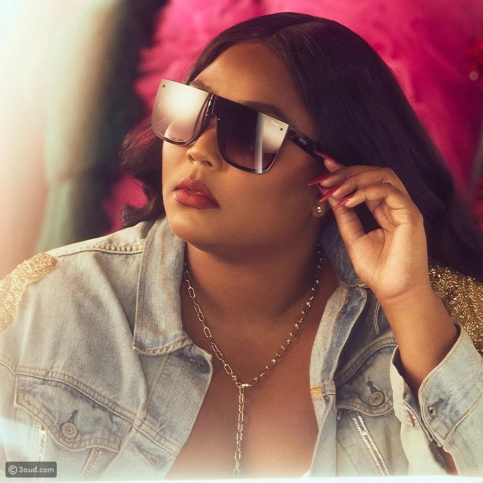 Lizzo تكشف عن مجموعتها من النظارات الشمسية مع Quay Australia