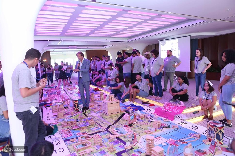 """مجموعة """"بي بي جي"""" الرائدة تحتفل بالاجتماع السنوي الـ 25 لموظفيها"""