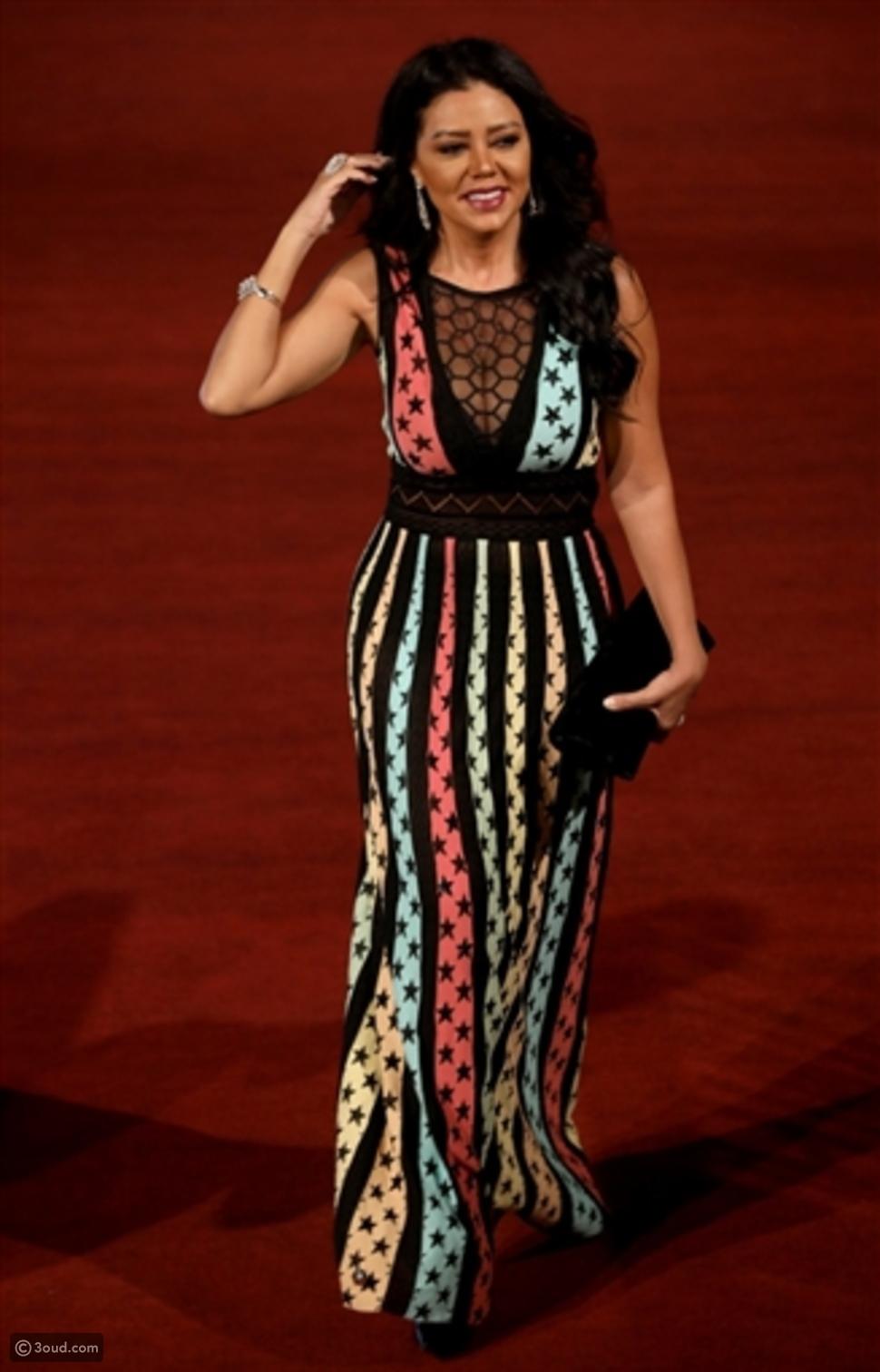 تعرفي على سعر فستان رانيا يوسف في مهرجان الجونة