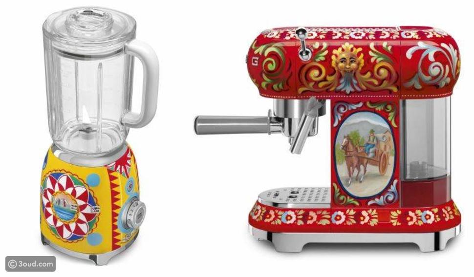 أدوات مطبخ من تصميم Dolce & Gabbana