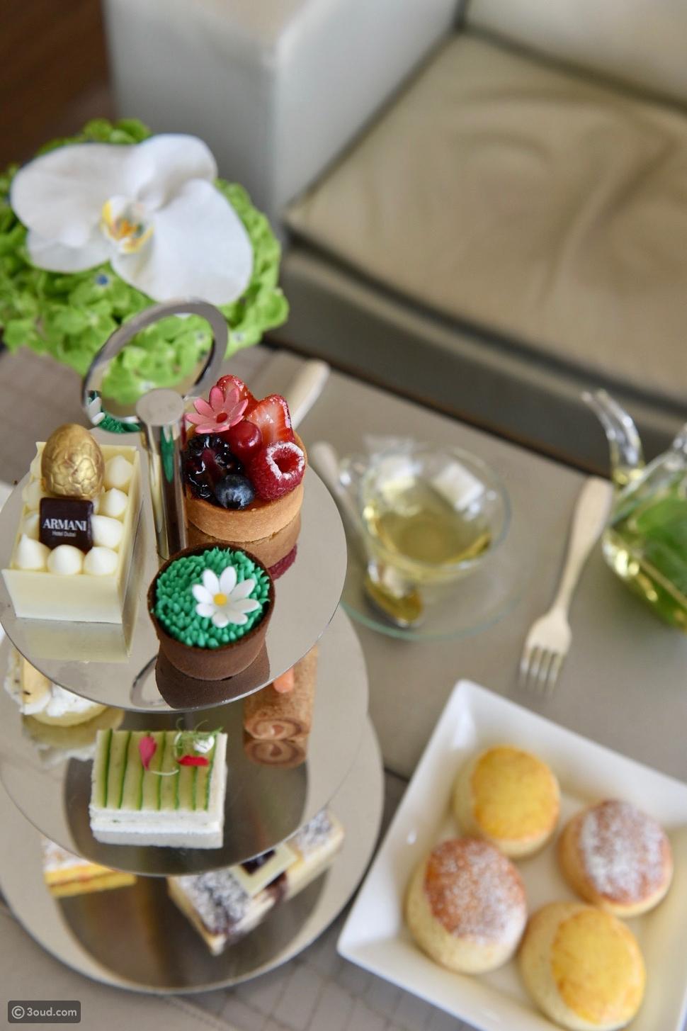 احتفل بعيد الفصح في فندق أرماني دبي