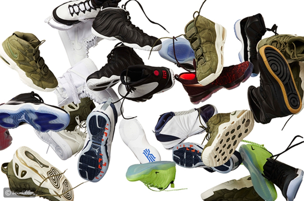اختاري هذه التشكيلة الجديدة من أحذية نايكي