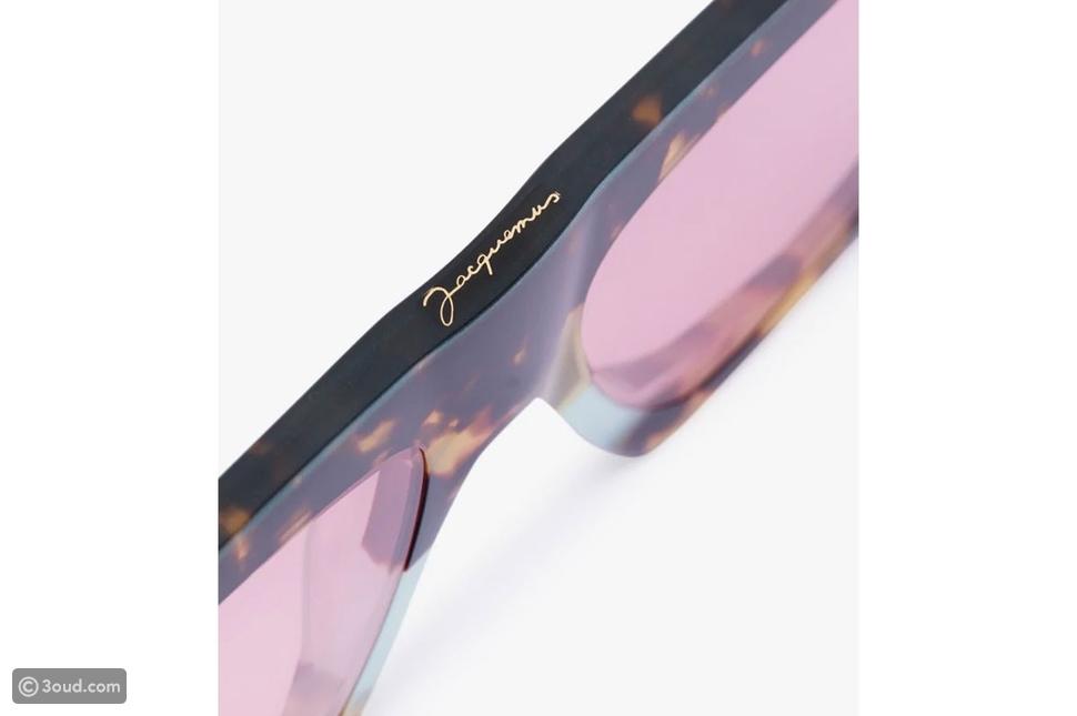نظارة شمسية جديدة من Jacquemus