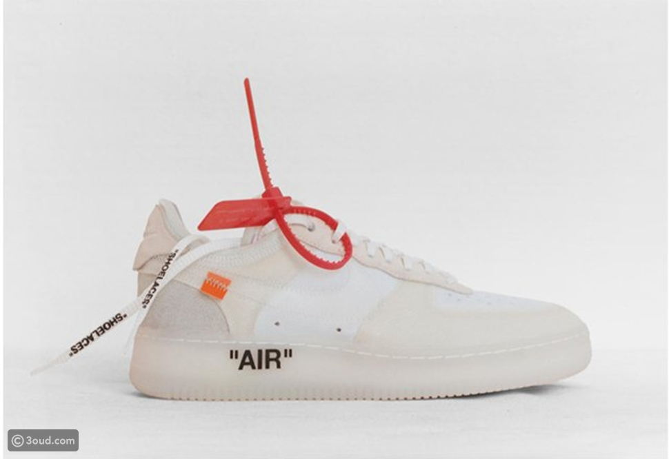 تعاون بين Nike  و Virgil Abloh