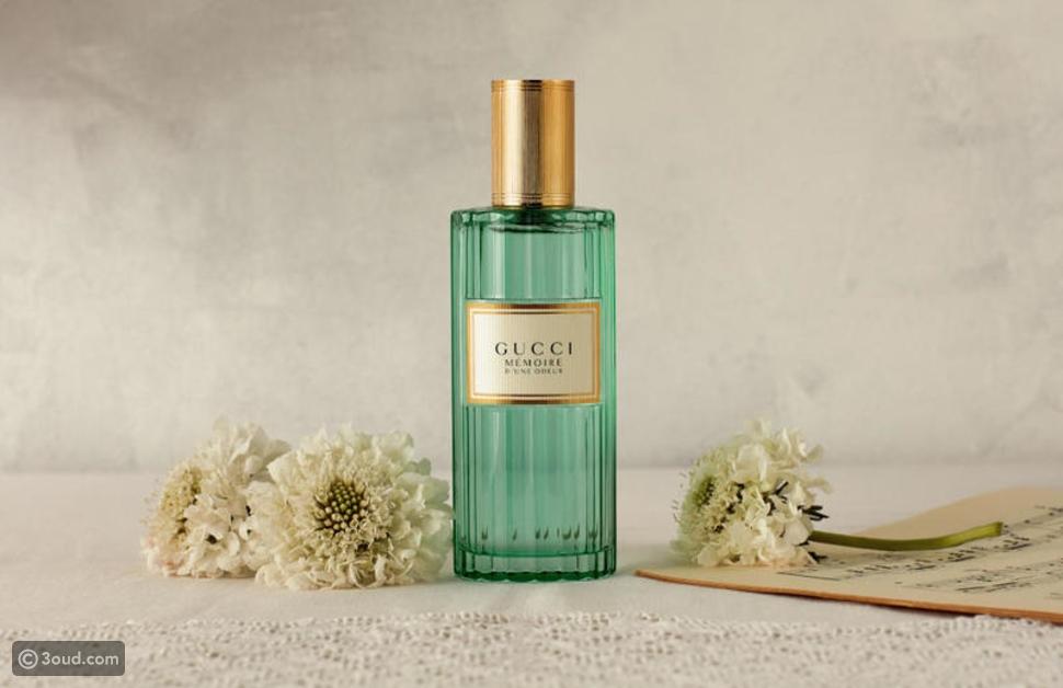 Gucci تكشف عن عطرها الجديد
