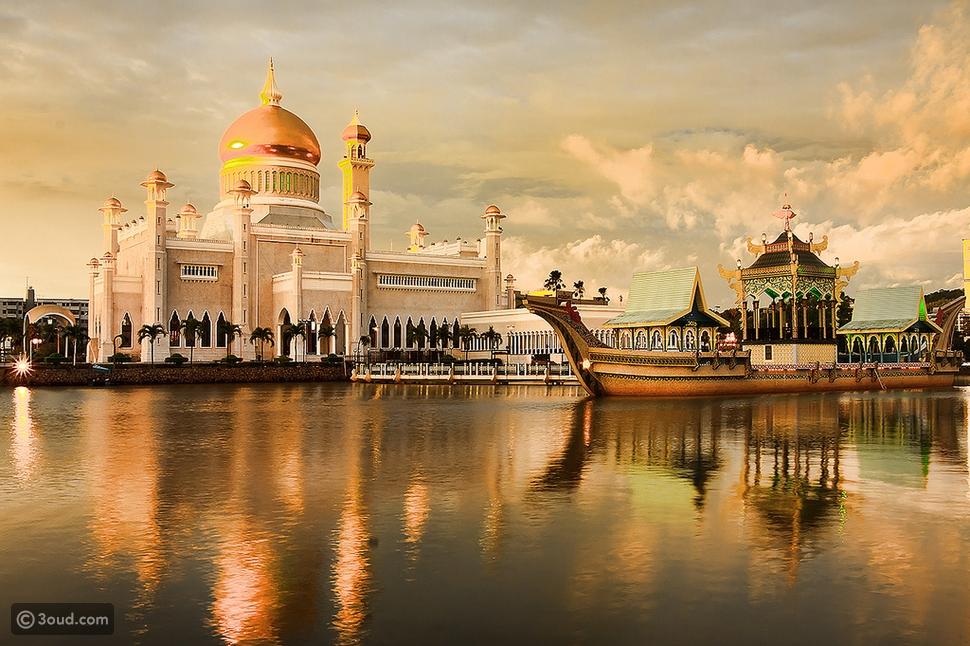 أين يقع المسجد الأجمل في العالم؟