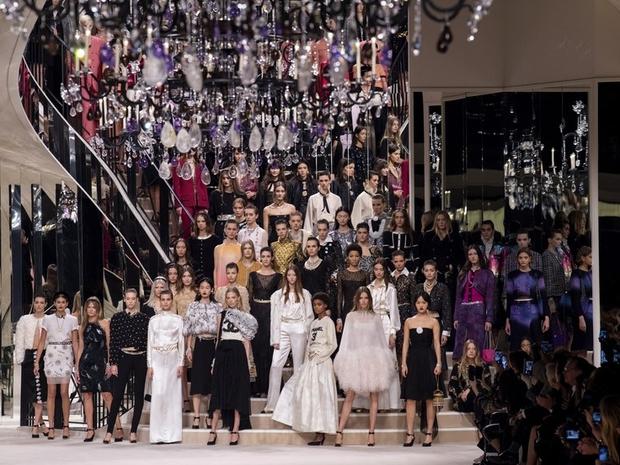 5 ملاحظات على عرض Chanel لـPre Fall 2020