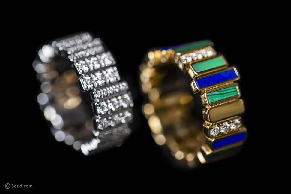 Gem Dior مجموعة أصلية تضمّ سبع ساعات و11 قطعة مجوهرات
