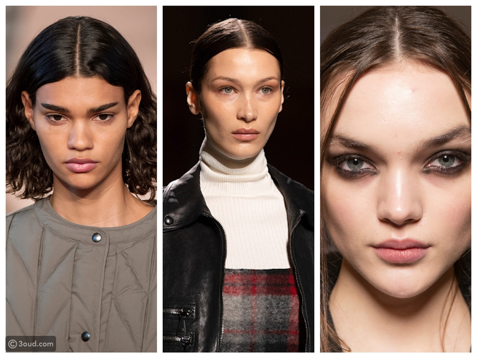 أبرز اتجاهات المكياج والشعر لخريف 2020 من وحي أسابيع الموضة