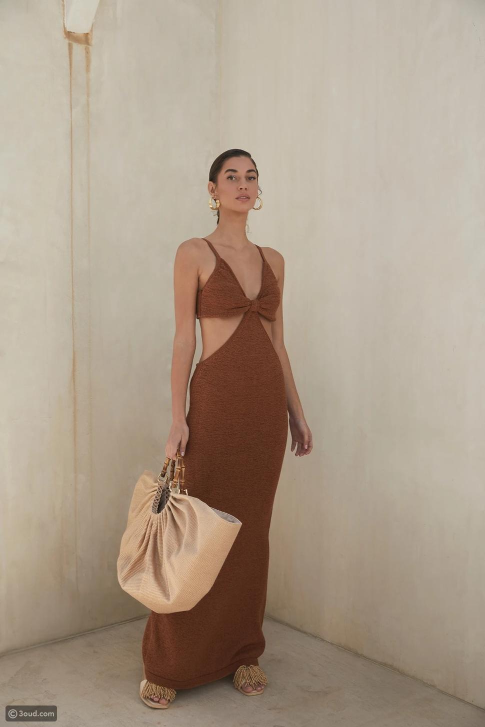 وأخيراً تم كشف النقاب عن فستان الصيف غير الرسمي Serita