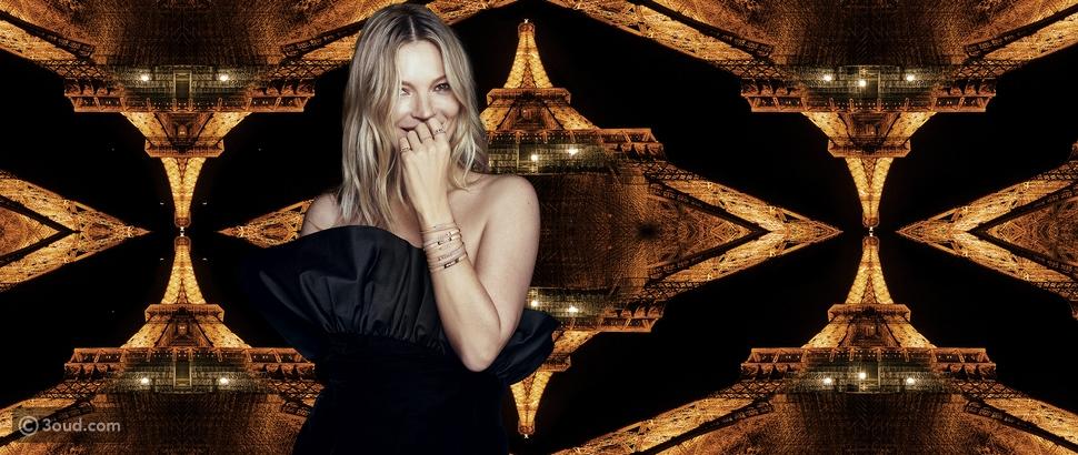 مجموعة Move Iconic من دار Messika باريس