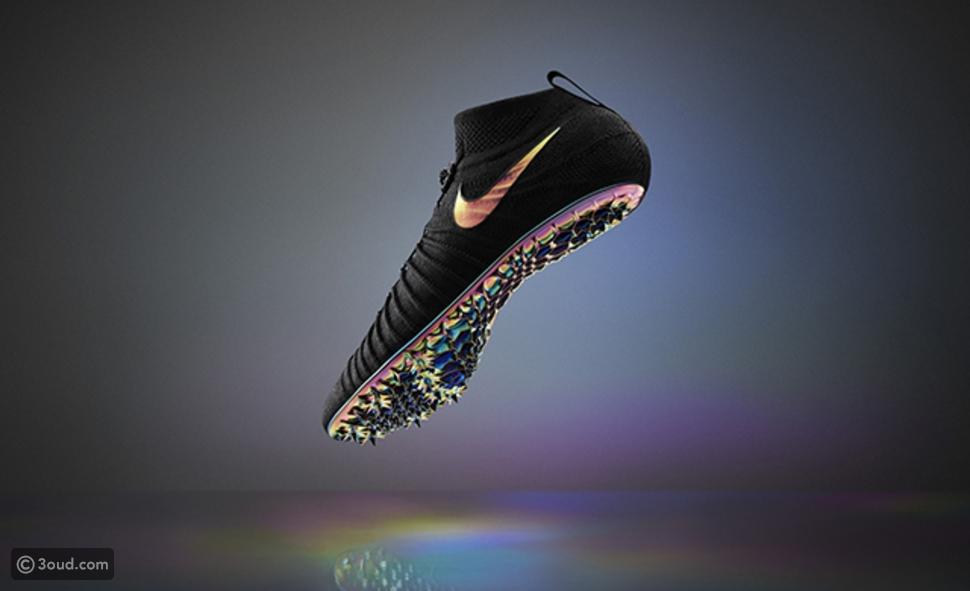 """لأول مرة في عالم أحذية الرياضة نايكي تطلق حذاء """"تكنلوجي"""" إعرفي المزيد"""