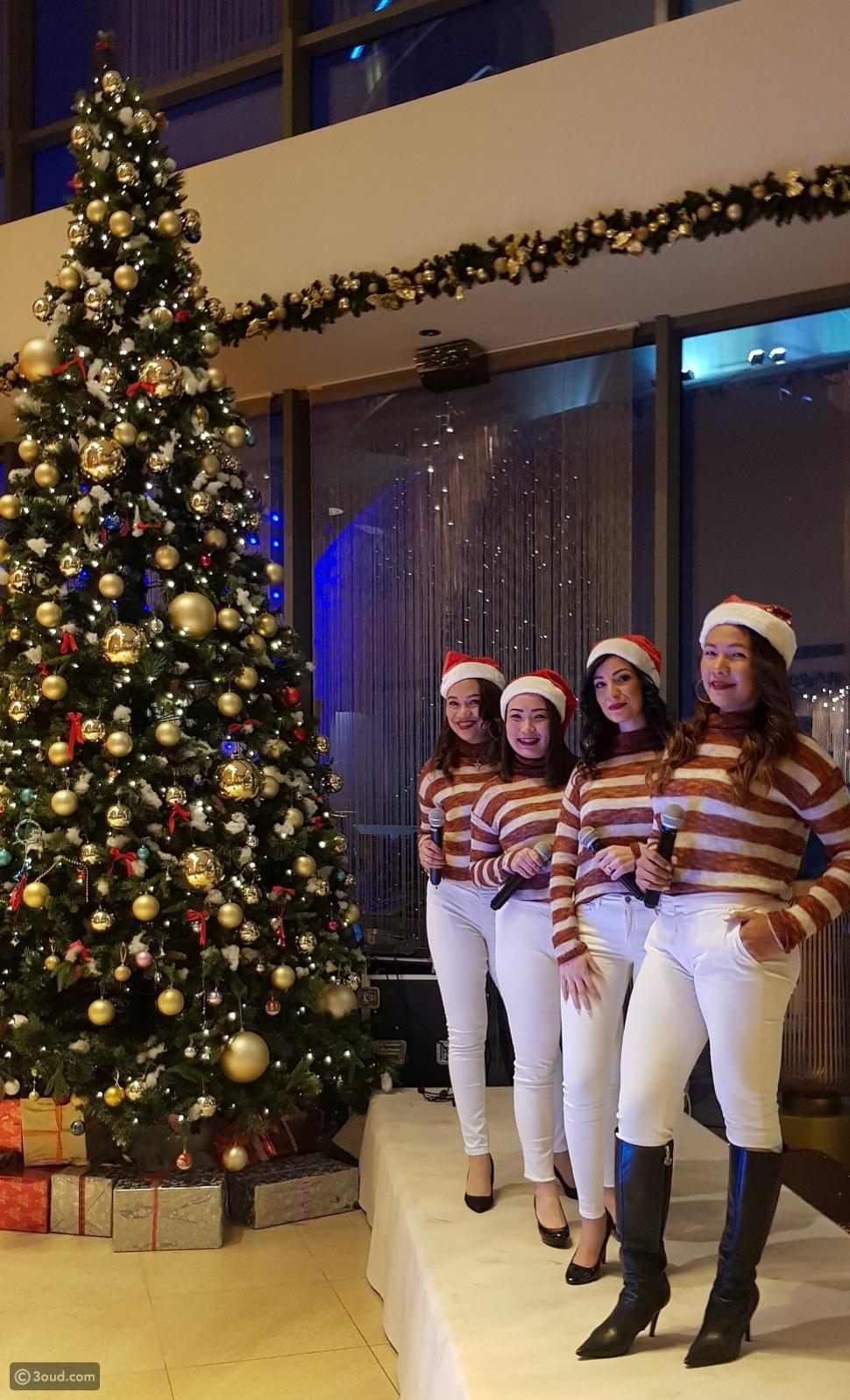 فندق سيمفوني ستايل الكويت يعلن عن انطلاق موسم الاحتفالات مع إضاءة شجرة