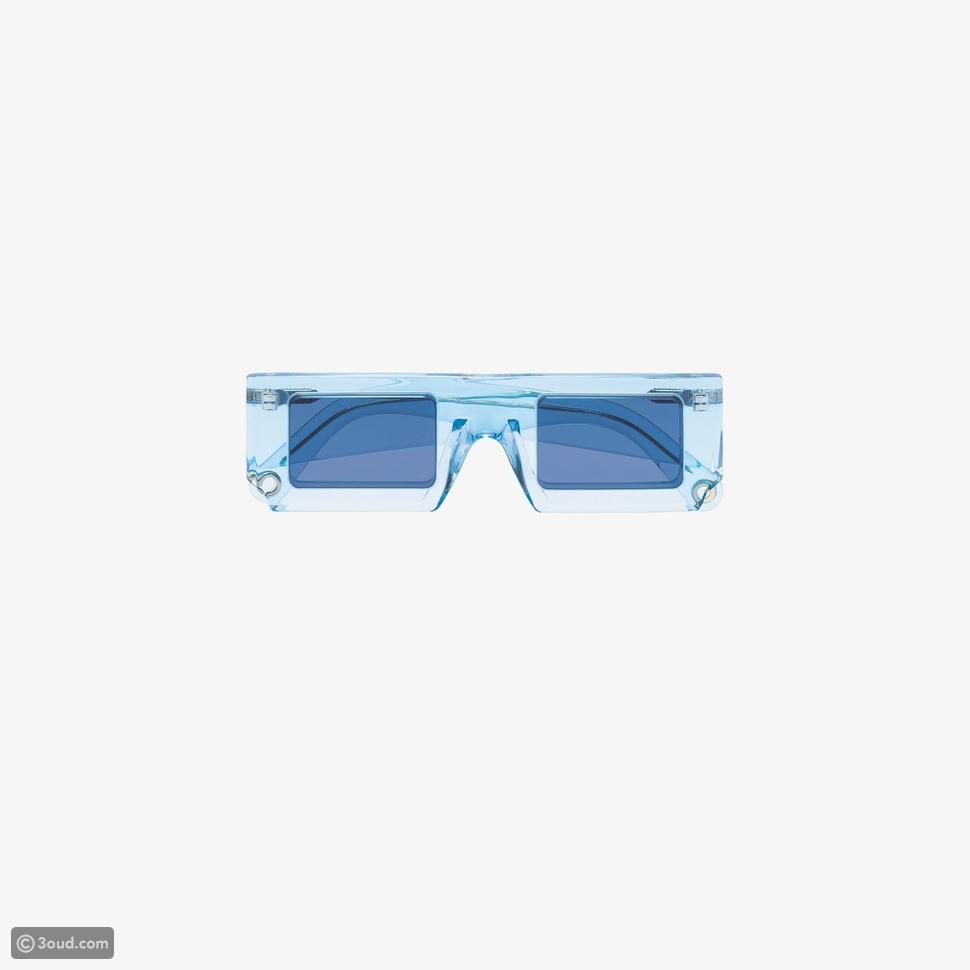 Jacquemus Blue Les Lunettes Soleil Sunglasses