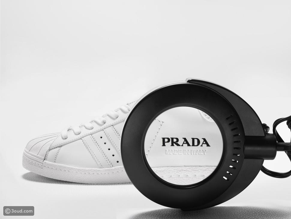 شاهدي أول تعاون بين Prada و Adidas