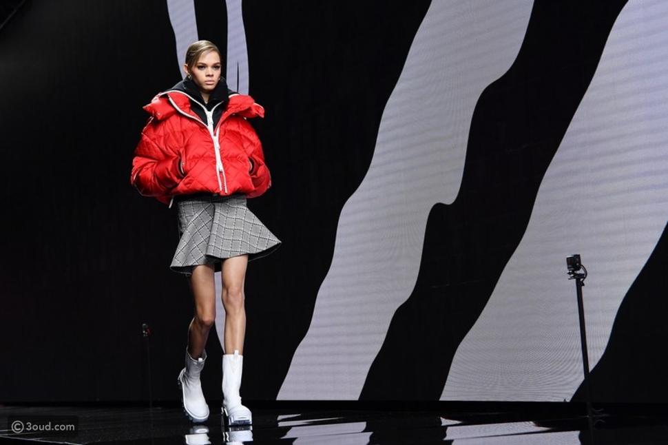 أحذية Wellies تجتاح عروض أسبوع الموضة في ميلانو