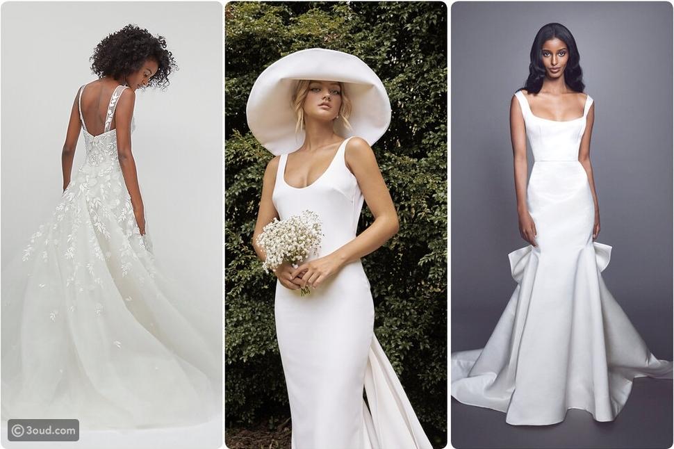 أبرز صيحات الموضة في فساتين زفاف 2021