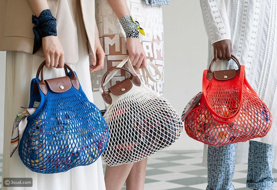 حقيبة فيليه Longchamp Le Pliage