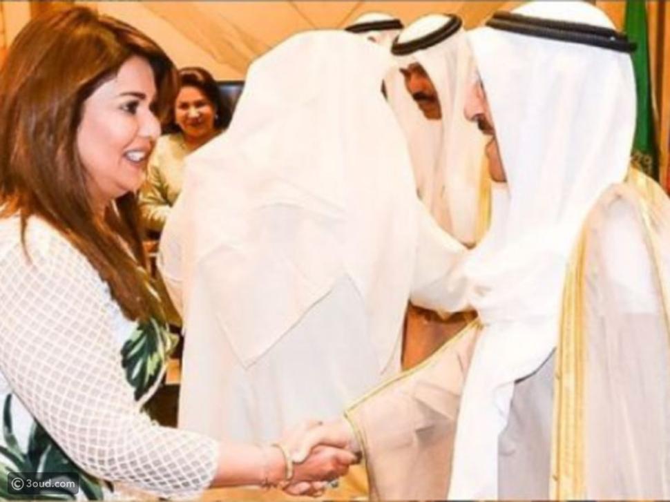 نوال الكويتية تنعي أمير الكويت الراحل صباح الأحمد الصباح