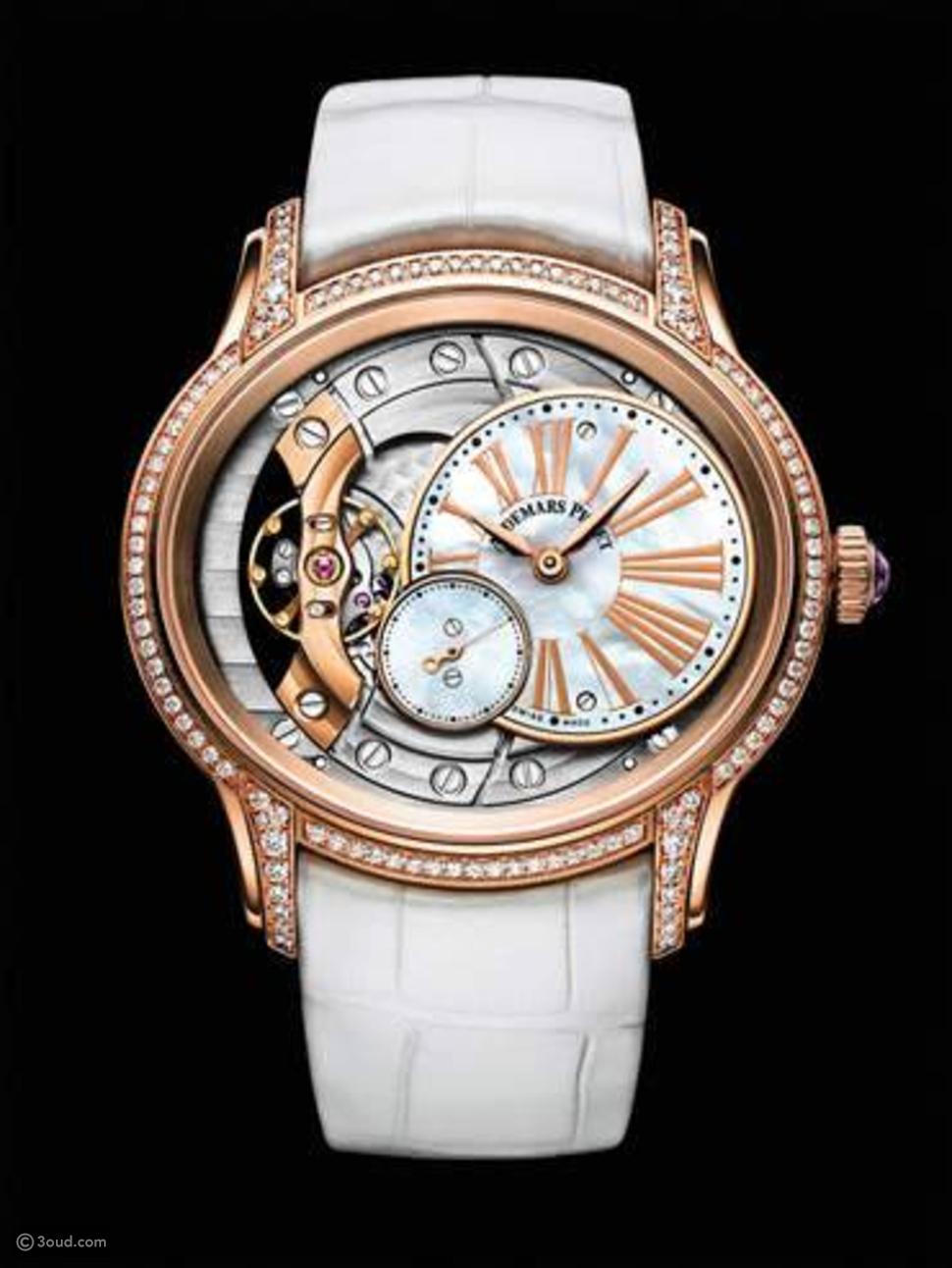 ساعة Millenary من دار ساعات Audemars Piguet