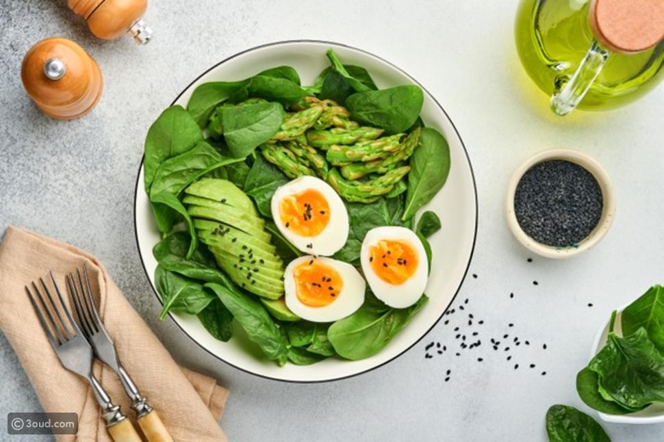 حمية البيض لفقدان الوزن بسرعة