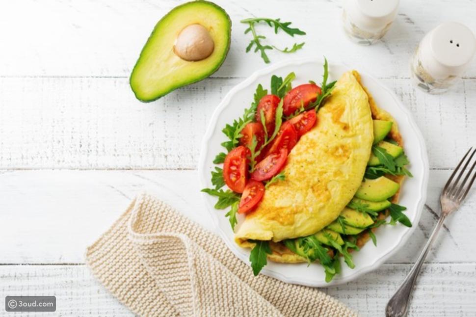 البيض لفقدان الوزن