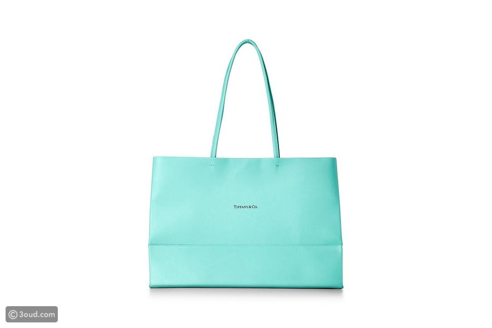 Tifanny & Co تحول حقيبة الهدايا المميزة إلى حقائب يد جلدية