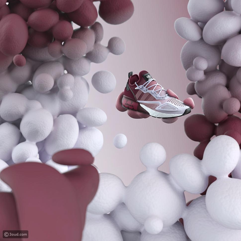 Adidas Originals تطرح حذاءين جديدَين 2K BOOST
