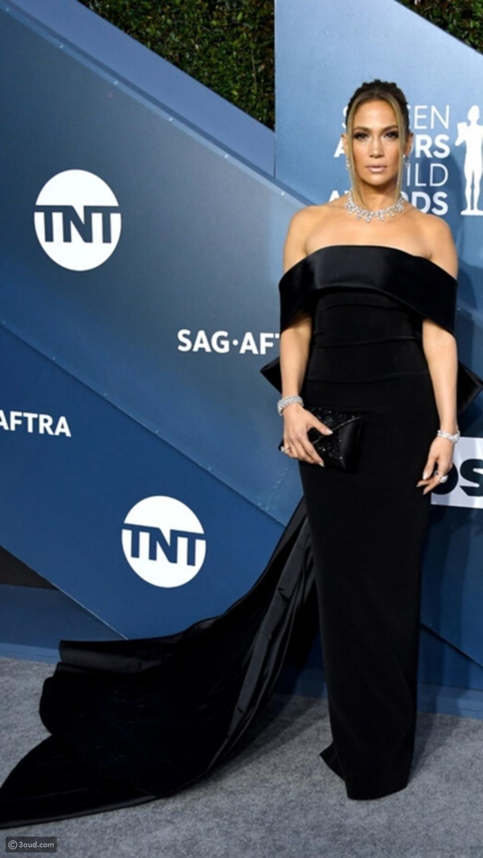 مصممان أزياء عرب في أزياء الفنانات في SAG Awards