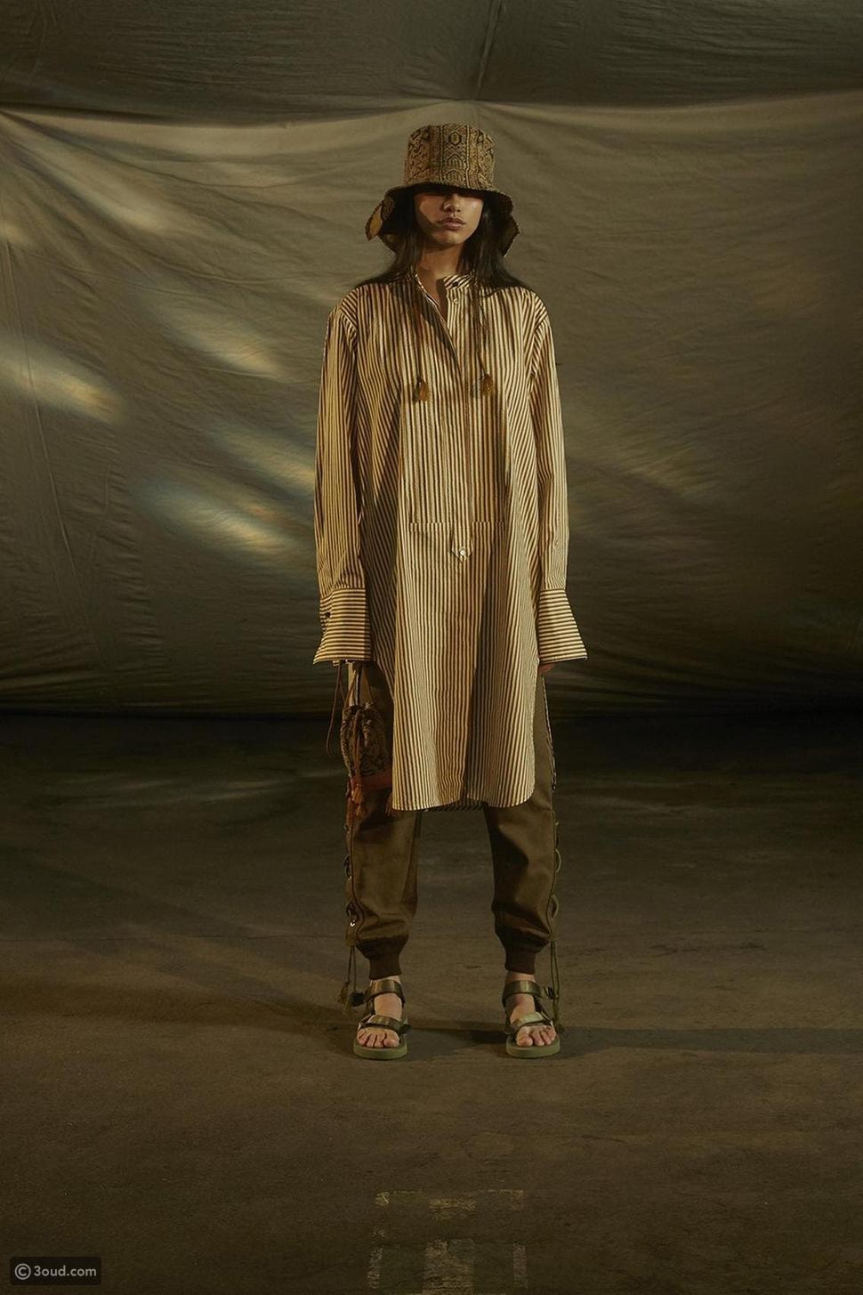 الـQasimi تقدم مجموعة أزياء نسائية لربيع وصيف 2021