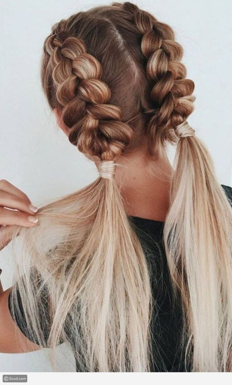 استلهمي تسريحة شعرك في أول يوم دراسة من النجمات والعارضات