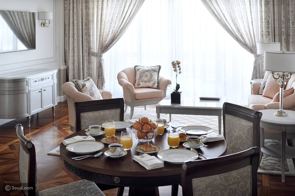 فندق PALAZZO VERSACE دبي يحتفل بعيده الرابع بعرض خاص
